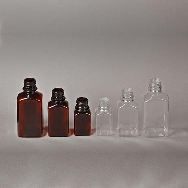 بطری های دارویی از 30 سی سی تا 220 سی سی کتابی